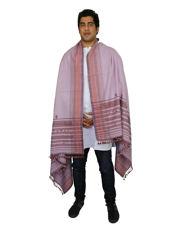 Handgefertigte Wolle Warme Wickel Schal für Männer Zubehör indische