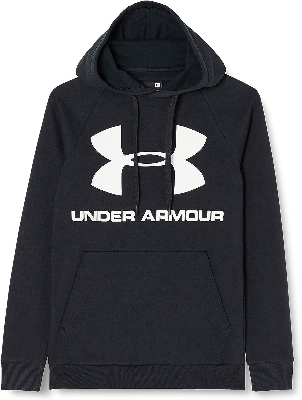 Under Armour Rival Fleece Sportstyle Logo - Sudadera Hombre