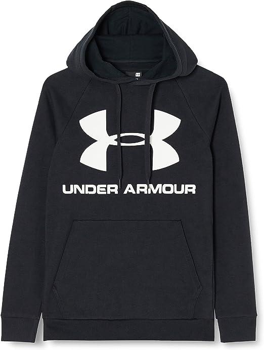 Under Armour UA Rival Fleece Logo, Sudadera con Capucha, Hombre: Amazon.com.mx: Ropa, Zapatos y Accesorios