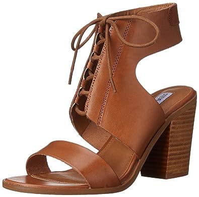 6404ec28bb5 Amazon.com | Steve Madden Women's NANNO Heeled Sandal | Heeled Sandals