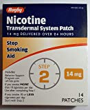 Rugby Nicotine Transdermal System Opaque Patch Step