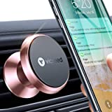 VICSEED Car Phone Mount Magnetic Phone Car Mount Magnet Air Vent Mount Phone Holder for Car Compatible with iPhone SE 11 Pro