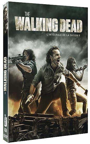 The walking dead : L'intégrale de la saison 8
