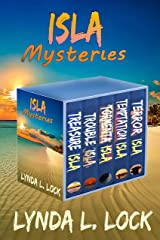 Isla Mysteries 1-5: Murder and mayhem, revenge and romance on a tiny island in the Caribbean Sea (Isla Mujeres Mystery) Kindle Edition