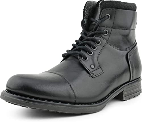 Leather Boot Men