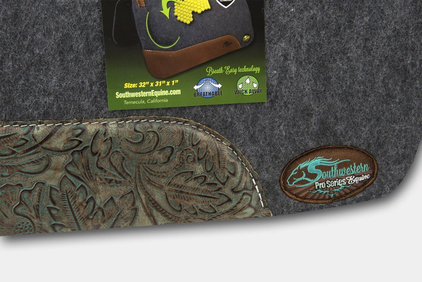 Southwestern Equine OrthoRide Correction Saddle Pad 1 Made in USA