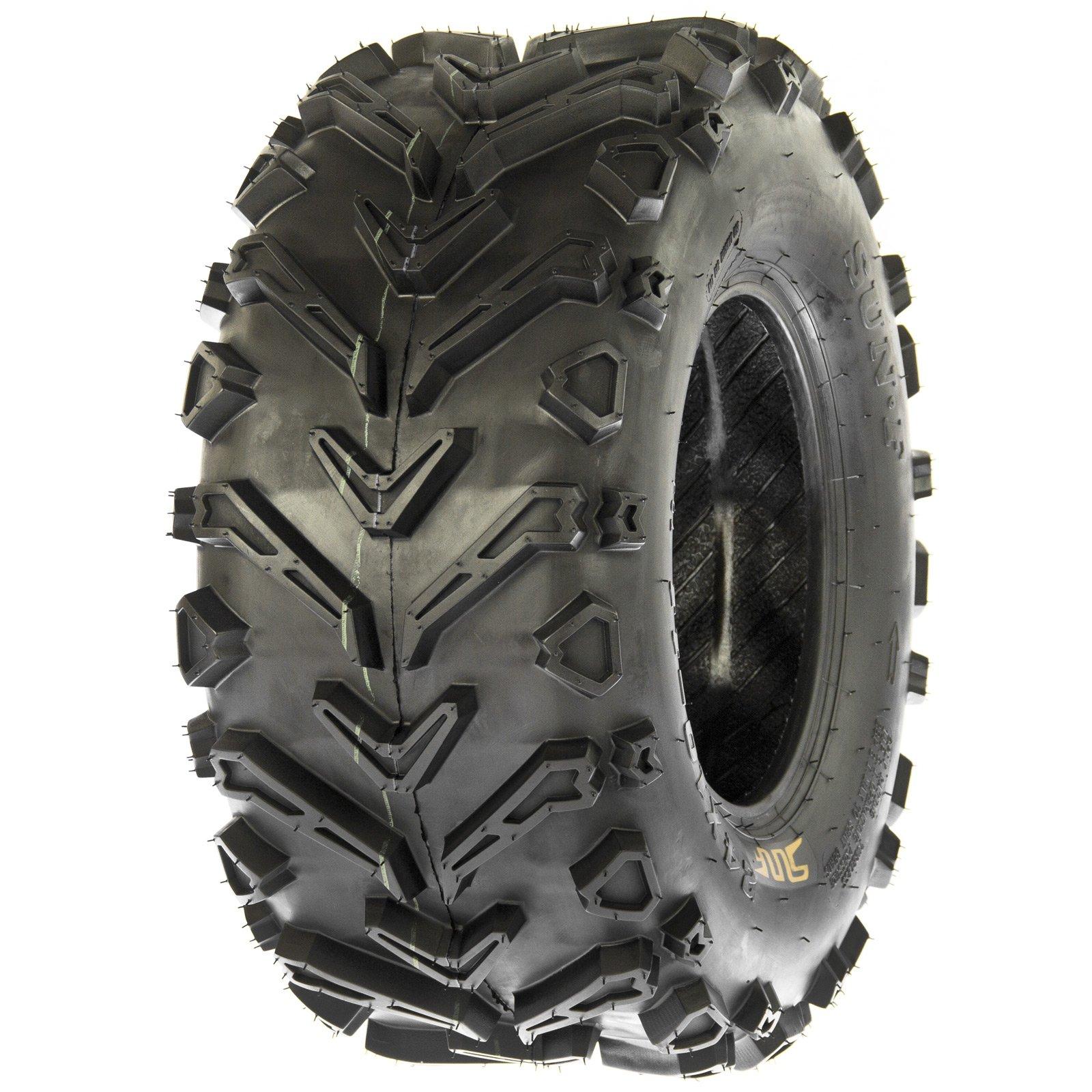SunF All Trail & Mud ATV UTV Tires 24x8-12 24x10-11 6 PR A041 (Complete Full Set of 4) by SunF (Image #9)