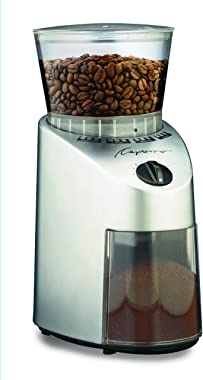 Capresso 560.04 Infinity Conical Burr Grinder