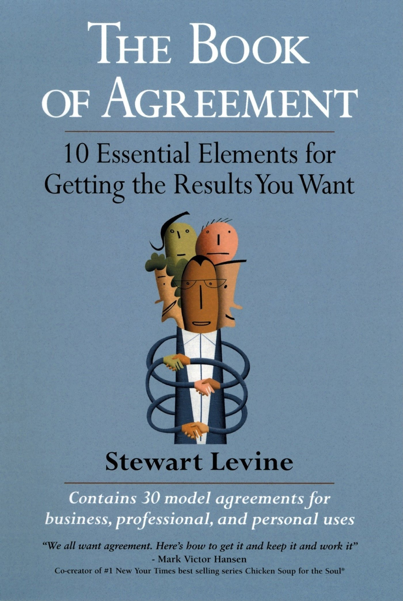The Book Of Agreement 10 Essential Elements For Getting The Results