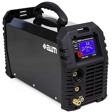 AWM AMT-200P Dispositivo soldador con tecnología IGBT Inverter, 200 A ,