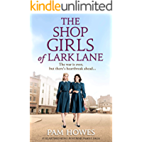 The Shop Girls of Lark Lane: A heartbreaking post-war family saga