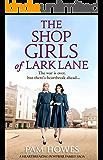 The Shop Girls of Lark Lane: A heartbreaking post-war family saga