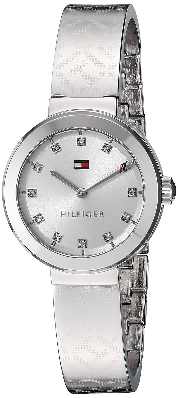 5b19e00b0efbd Amazon.com  Tommy Hilfiger Women s Quartz Stainless Steel Casual Watch