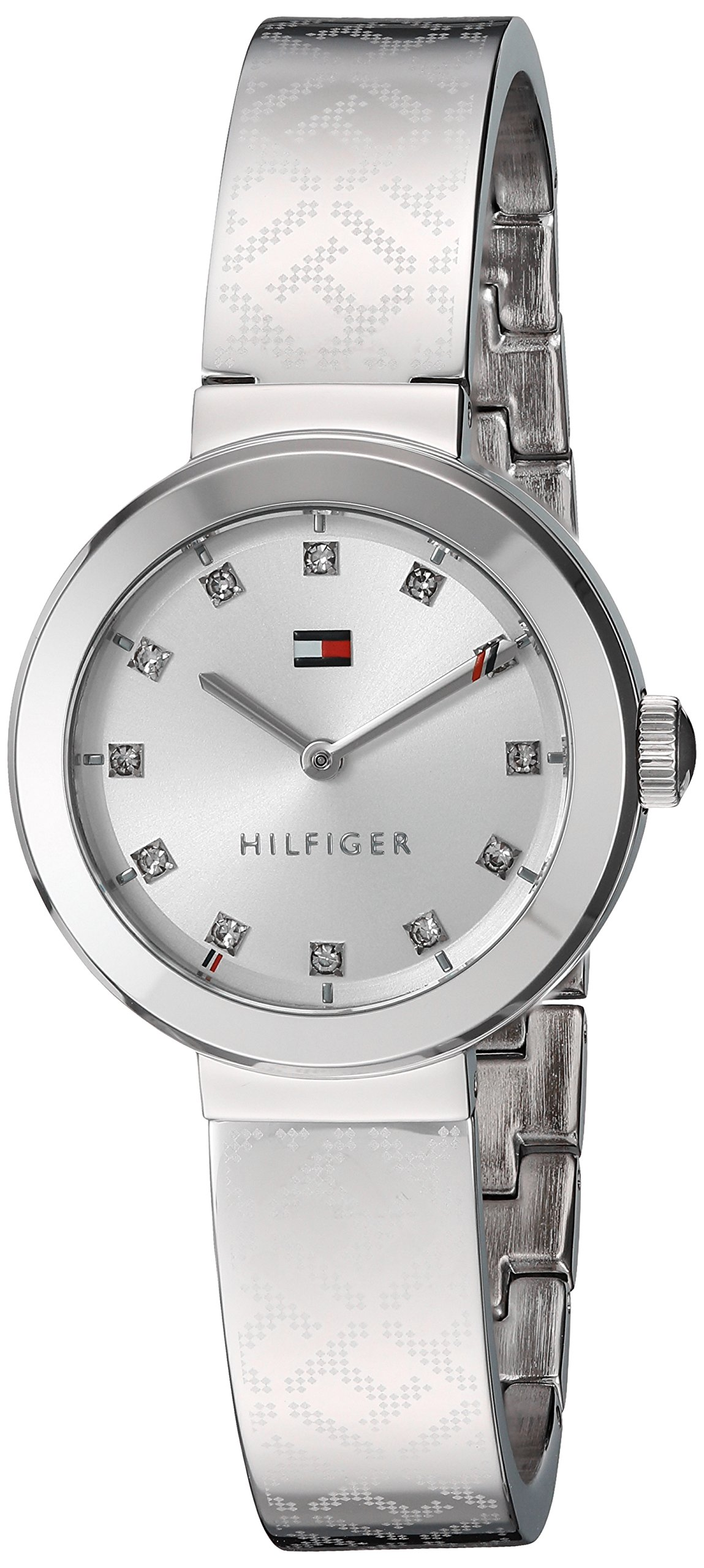 Tommy Hilfiger Women's Quartz Stainless Steel Casual Watch, Color:Silver-Toned (Model: 1781714) by Tommy Hilfiger
