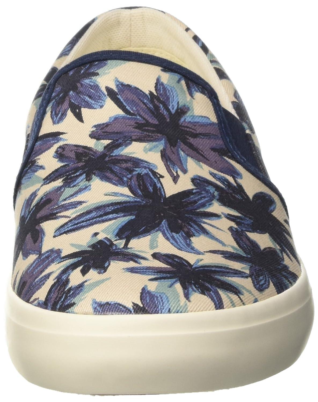 Mens Newport Bay Canvas Plainblack Iris Tropical Print Low-Top Sneakers Timberland F8E49GccQ
