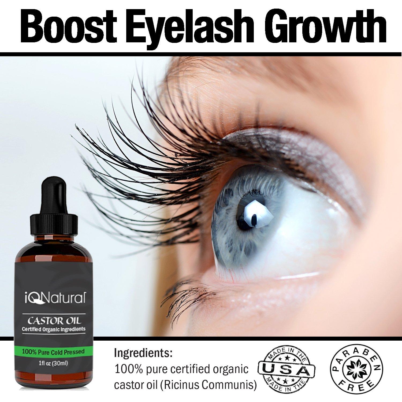 Amazon Castor Oil For Eyelashes 100 Usda Certified Pure
