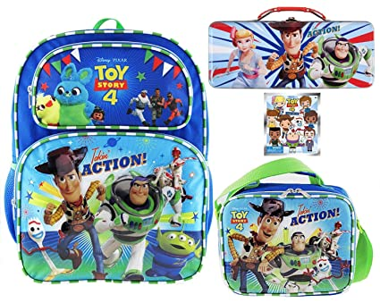 Toy Story 4 Back To School Bundle con juguete sorpresa 3D ...