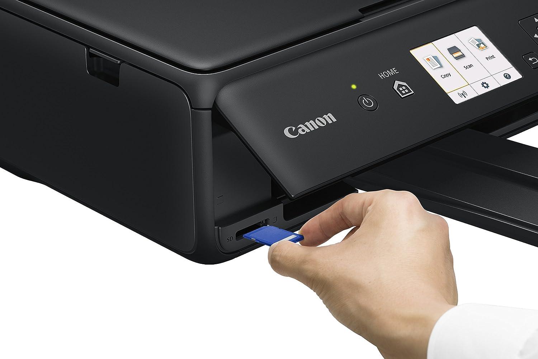 Canon PIXMA TS5050 4800 x 1200DPI Inyección de Tinta A4 WiFi ...