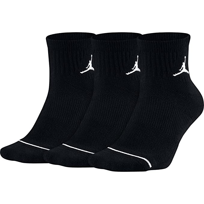 best service acea7 297fa Nike Men s U J Everyday Max Ankl 3pr Socks  Amazon.co.uk  Sports   Outdoors