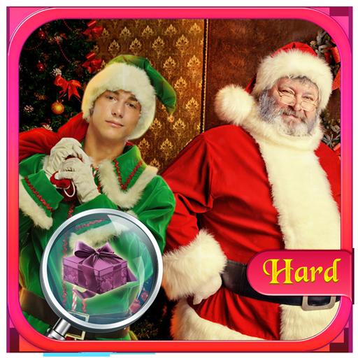 New Hidden Objects - Santa's Sleigh - LIKE finding objects FIND New Hidden Objects in our FREE HARD Hidden Object Game