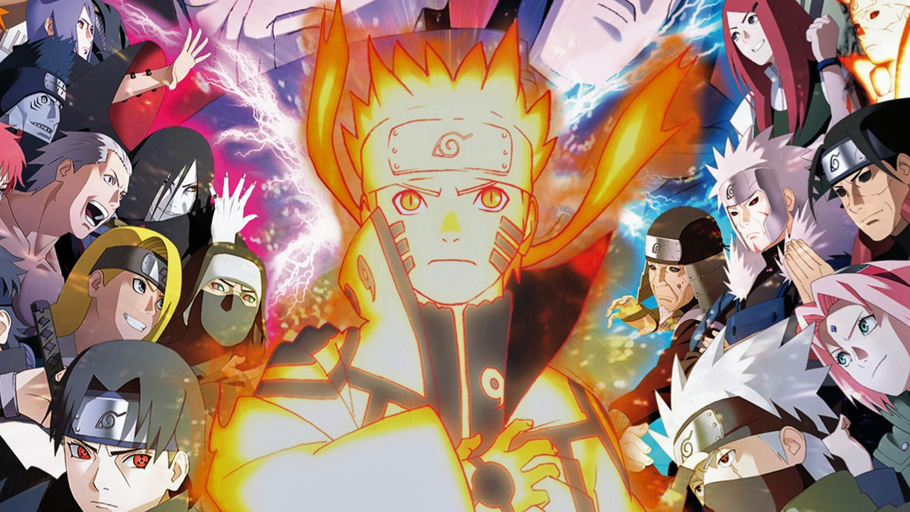 NARUTO SHIPPUDEN: ULTIMATE NINJA STORM REVOLUTION Launch Trailer