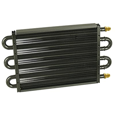 Derale 13316 Series 7000 Tube and Fin Cooler Core: Automotive