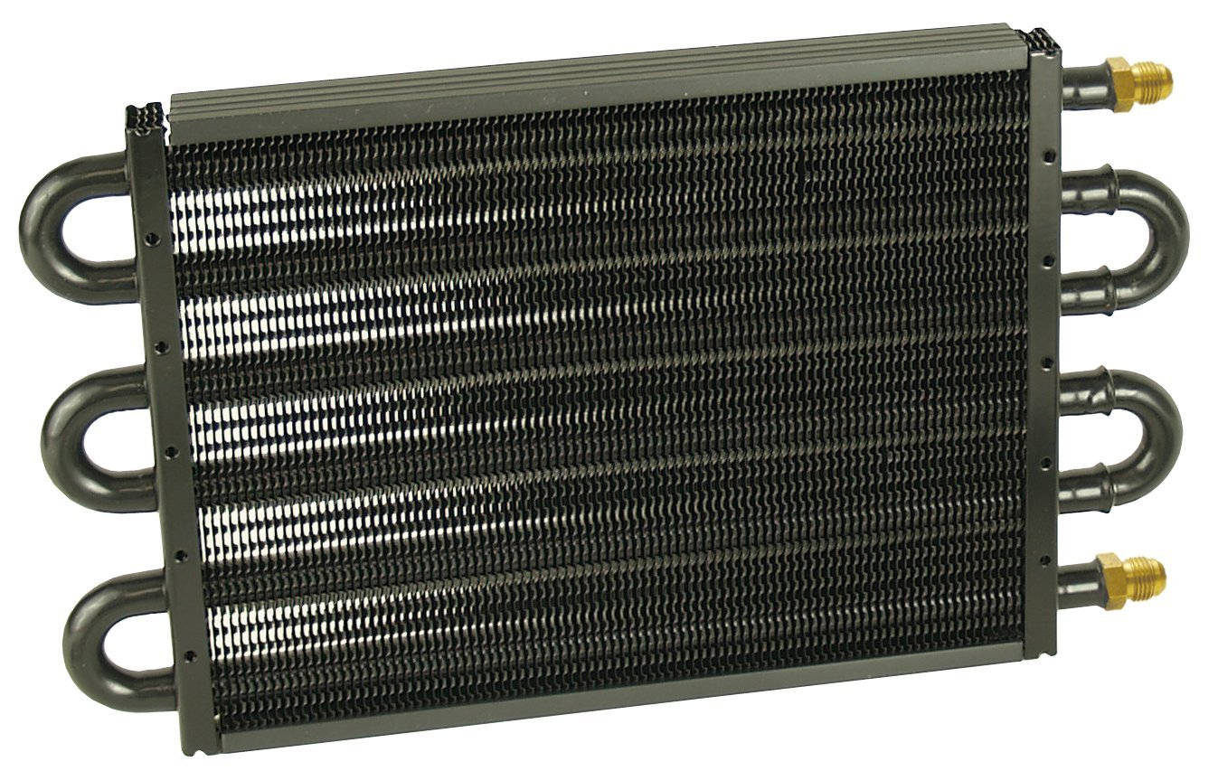 Derale 13316 Series 7000 Tube and Fin Cooler Core by Derale