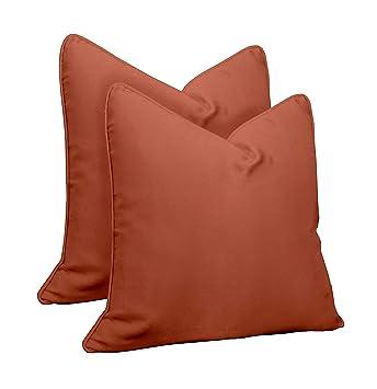 Amazon.com: RSH Décor - Juego de 2 fundas de almohada ...