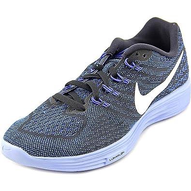 best website 6f9c1 4e560 Nike Lunartempo 2 Running Shoe Womens Running Shoes, Racer  BlueBlackWhite, 10 B(M) US Amazon.in Shoes  Handbags