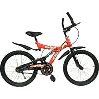 Torado Muscular 20TT Bicycle for Children - Red