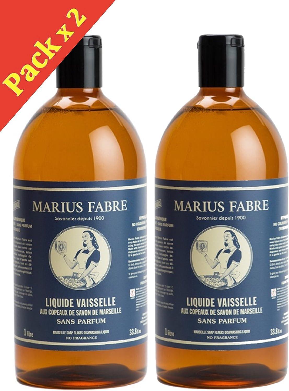 Marius Fabre – Líquido lavavajillas sin perfume en los trozos de ...