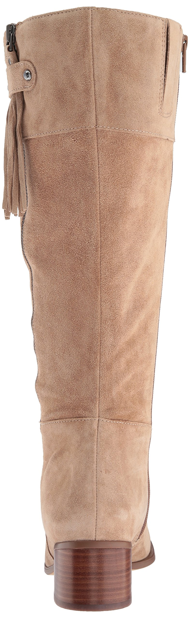 Naturalizer Women's Demi Wc Riding Boot, Oatmeal, 9 M US by Naturalizer (Image #2)