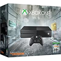 Microsoft Xbox One 1TB Tom Clancy's The Division Console Bundle (Black)