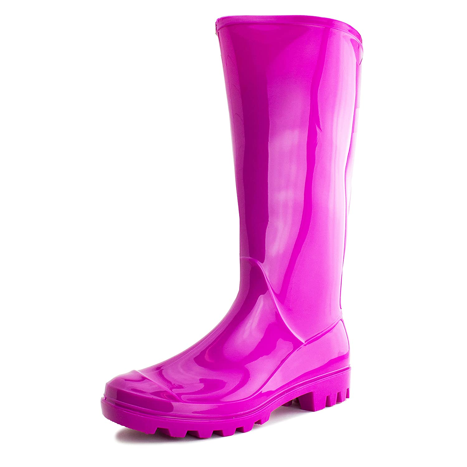EASY Womens Four-Season Outdoor Rain Boots (Adults)