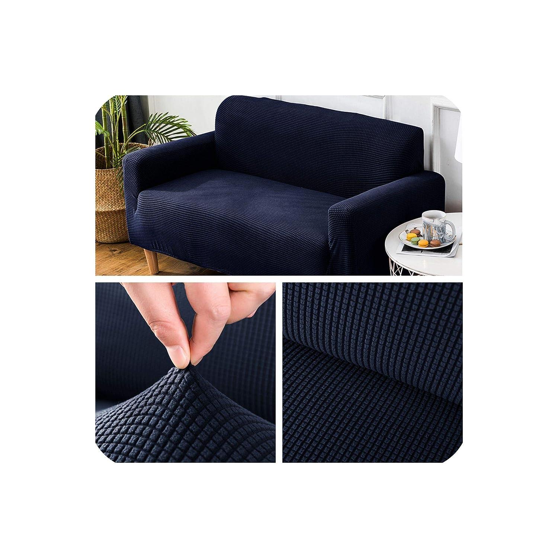 Amazon.com: Star Harbor Velvet Sofa Covers for Living Room ...