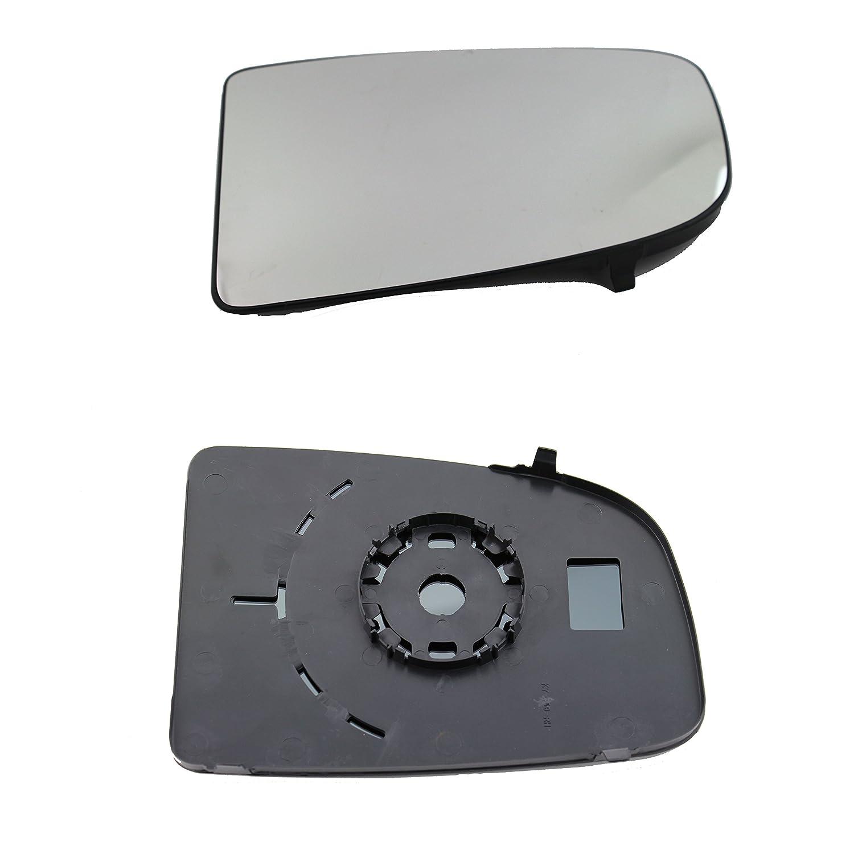 TarosTrade 57-0200-R-46072 Spiegelglas Oberes Teil Rechts DoctorAuto LTD
