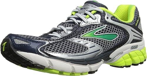 Brooks Aduro, Zapatillas de Running para Hombre, Plata-Midnight ...