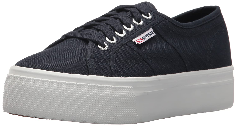 Superga Women's 2790 Acotw Fashion Sneaker B009NFJQGC 36 Medium EU (6 US)|Navy
