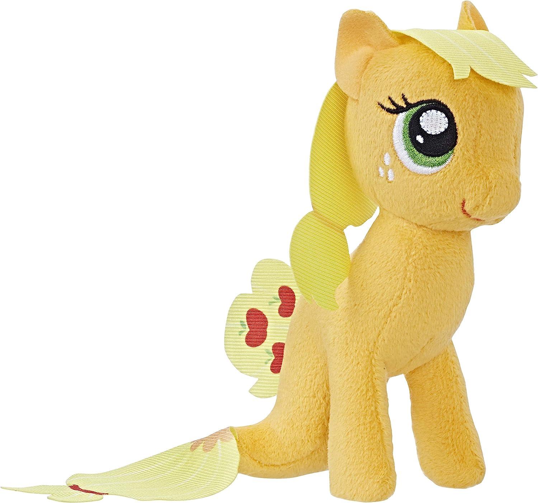 My Little Pony the Movie Applejack Sea-Pony Small Plush