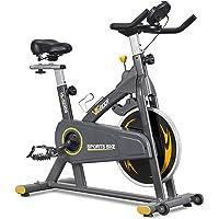 $399 » VIGBODY Exercise Bike Indoor Cycling Bike Adjustable Stationary Bicycle for Home Gym…
