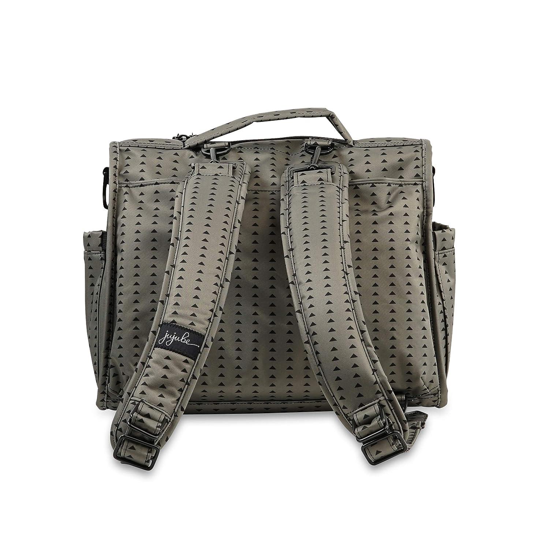 303cbdb3aba1 JuJuBe B.F.F Multi-Functional Convertible Diaper Backpack Messenger Bag