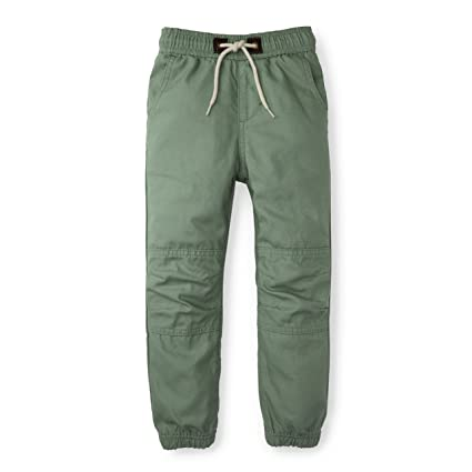 570093f7db25 hope   henry Boys Olive Green Pull on Jogger Made with Organic ...