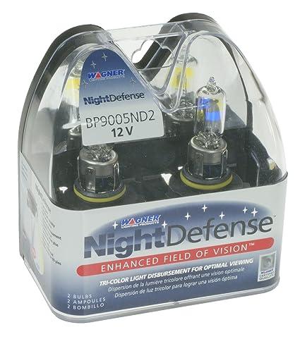 WAGNER LIGHTING/FEDERAL MOGUL BP9005ND2 NIGHTDEFENSE HEA ...