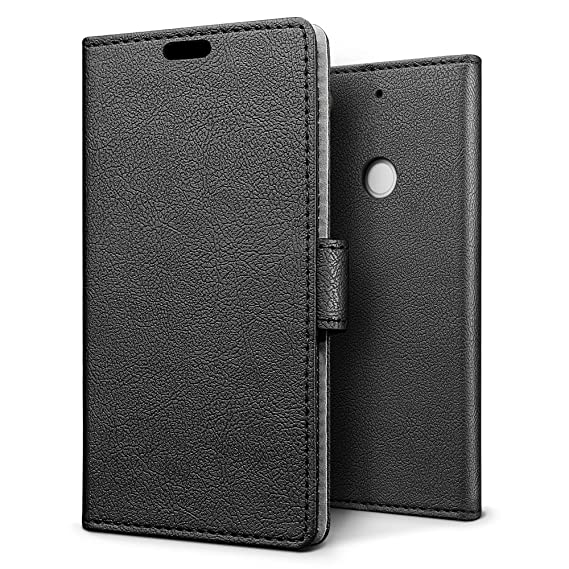 pretty nice 83a0e 1044e SLEO HTC Desire 10 Pro Case Luxury Slim PU Leather Flip Protective Magnetic  Wallet Cover Case for HTC Desire 10 Pro with Card Slot and Stand Feature -  ...