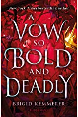 A Vow So Bold and Deadly (The Cursebreaker Series) Kindle Edition