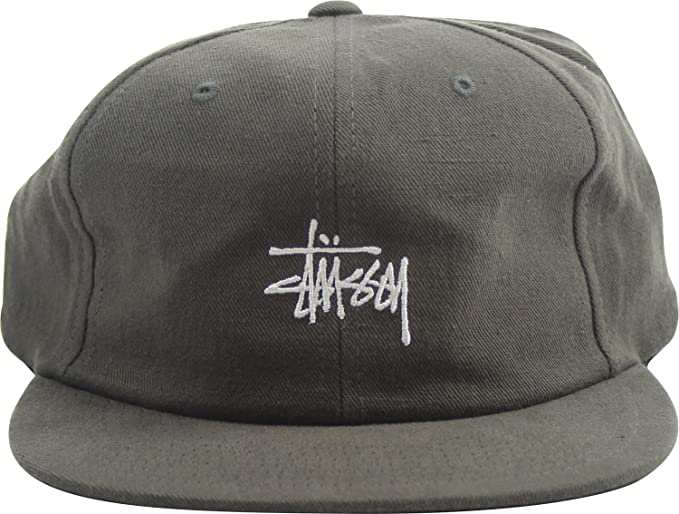 96d18bd439c Stussy - Mens Smooth Stock Twill Hat