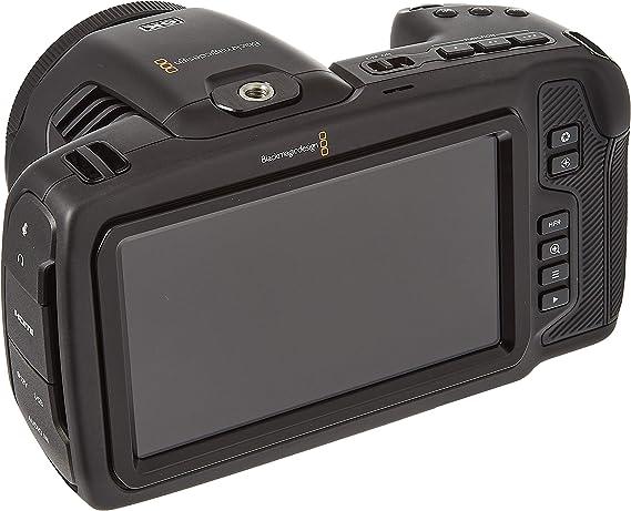 Blackmagic Design Pocket Cinema Camera 6K: Amazon.es: Electrónica