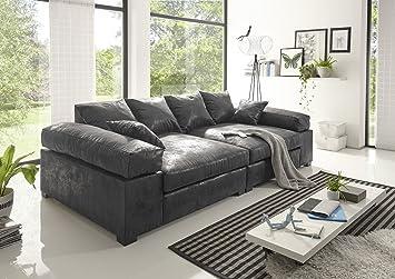 Big Sofa Tommy Couch Garnitur Megasofa Riesensofa Polstergarnitur