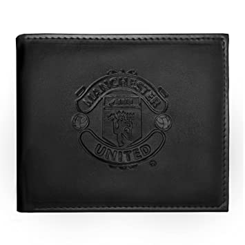 manchester united fc official football gift embossed crest money