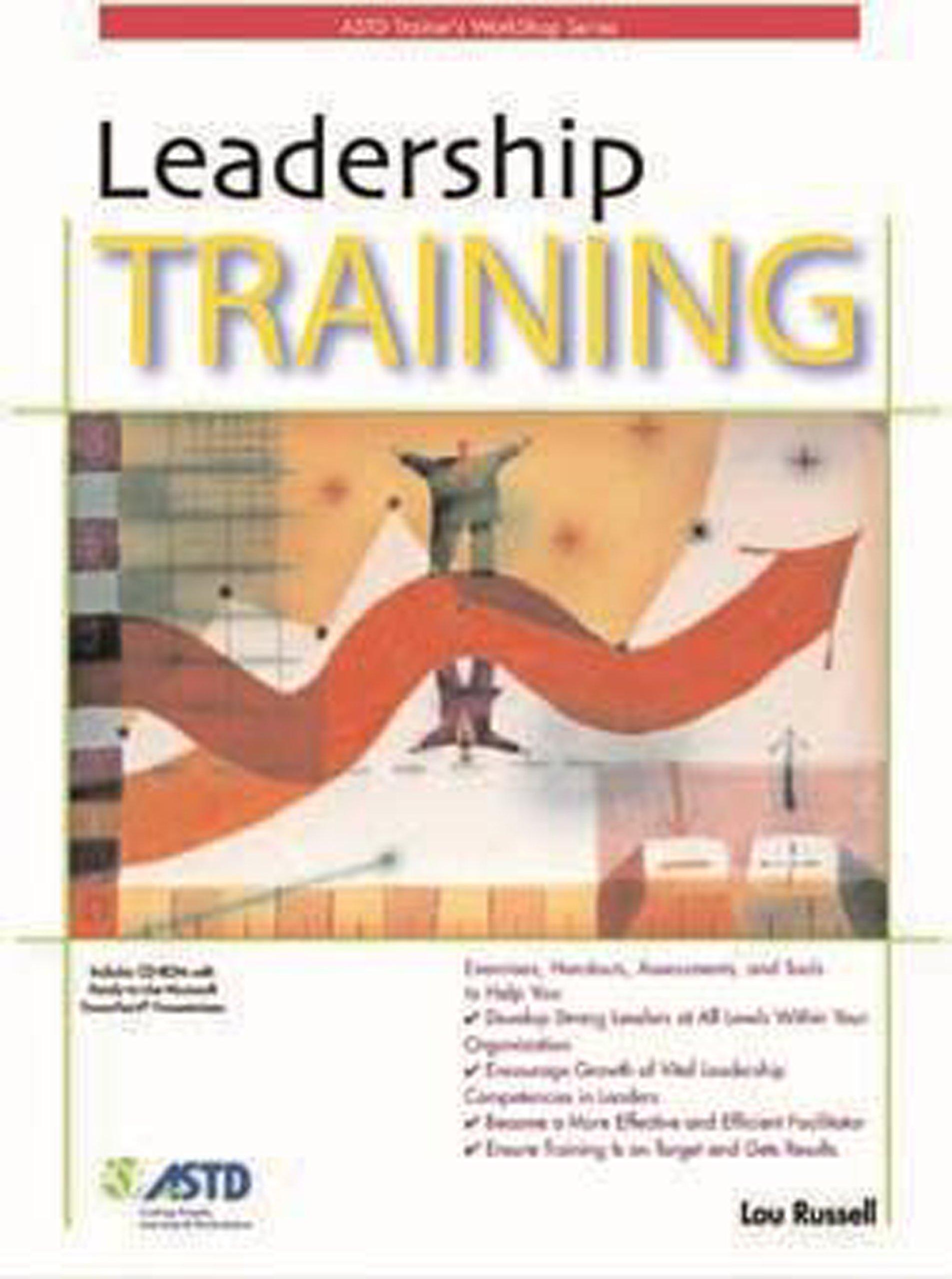 Download Leadership Training (ASTD Trainer's WorkShop Series) PDF